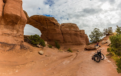 Brocken Arch