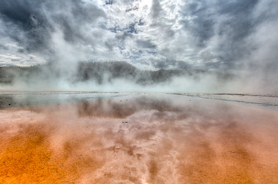 Grand Prismatic Spring - Part II