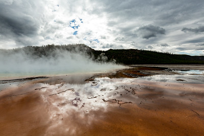 Grand Prismatic Spring - Part IV