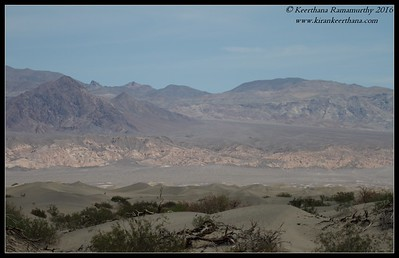 Death Valley National Park, California, March 2016