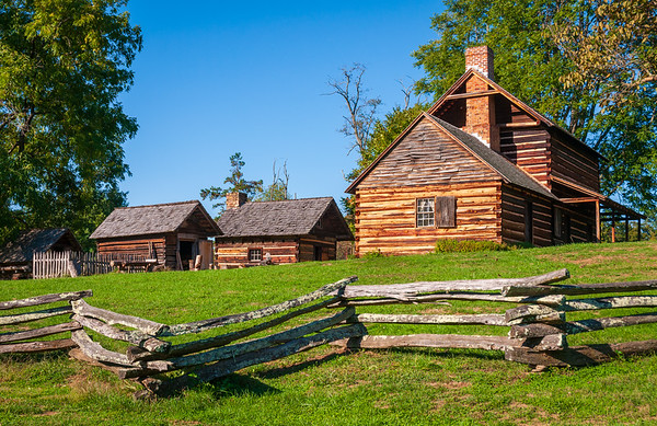Vance Birthplace State Historic Site