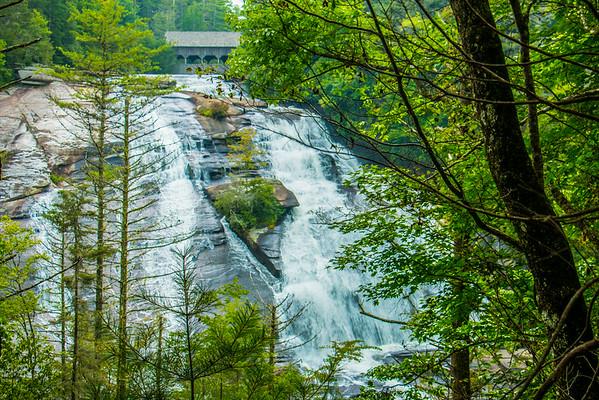 Waterfalls of NC
