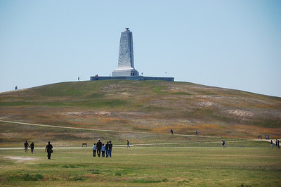 Kitty Hawk- Wright Brother's Monument