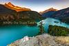 30.  Sunrise Over Diablo Lake