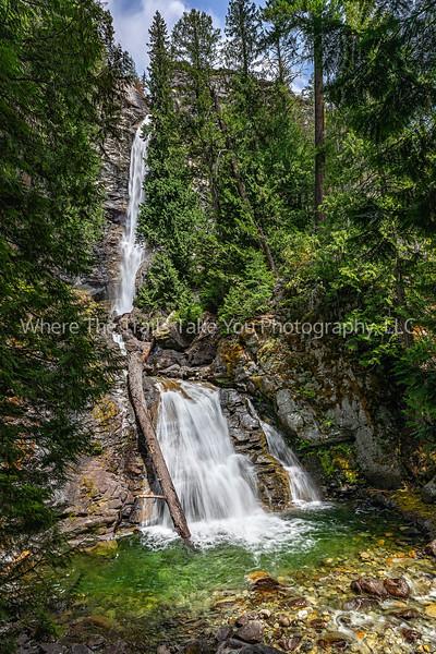 20.  Rainbow Falls, Lake Chelan National Recreation Area