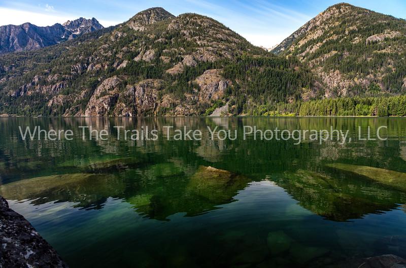 19.  Morning Scenery Along The Stehekin Valley Road, Lake Chelan National Recreation Area