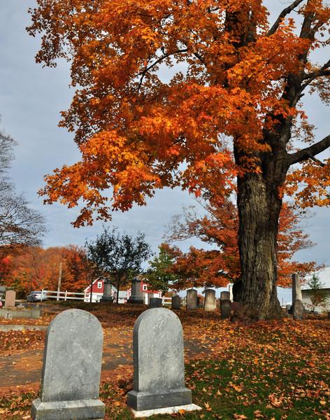 Peacham Cemetery, VT
