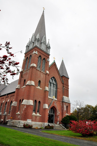 St. Johnsbury Church