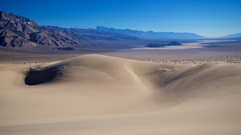 Panamint Valley, Death Valley National Park