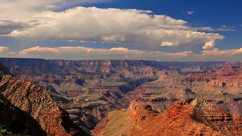 Desert View, South Rim, Grand Canyon National Park.
