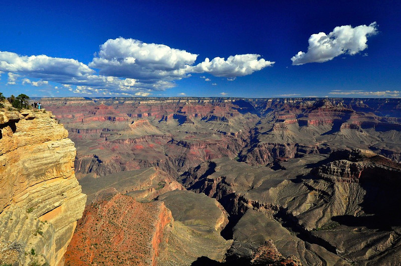 Grandview Point, South Rim, Grand Canyon National Park.