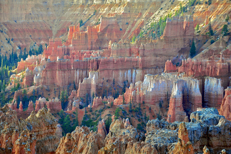 Silent City, Bryce Canyon National Park.