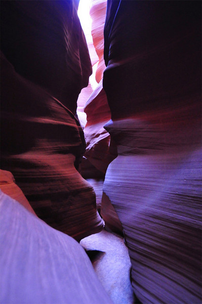 Upper Antelope Slot Canyon, Navajo Nation, Page, AZ