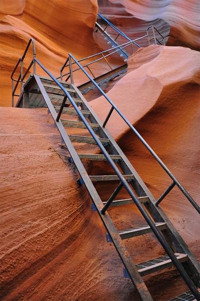 Lower Antelope Slot Canyon, Navajo Nation, Page, AZ