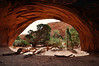 Apache Arch, Arches National Park.