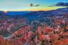 Sunrise, Bryce Canyon National Park.