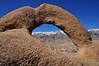 Granite Arch, Alabama Hills, Lone Pine, CA.