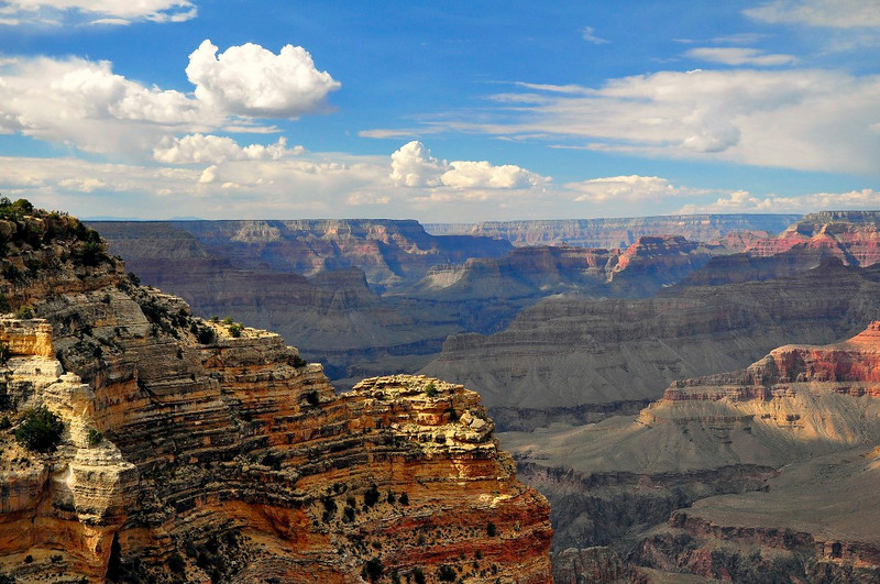 Mohave Point, South Rim, Grand Canyon National Park.
