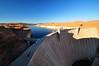 Glen Canyon Dam, Page, AZ.