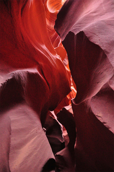 Lower Antelope Slot Canyon, Navajo Nation, Page, AZ