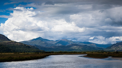 Yr Wyddfa - Mount Snowdon, 1085m, highest mountain in GB If you like these images, please check out my Bookstore