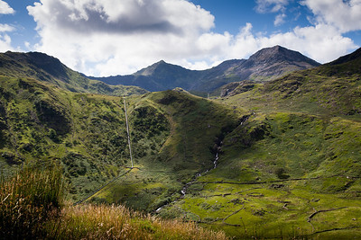 The black peak in the background is Mount Snowdon (Yr Wyddfa) If you like these images, please check out my Bookstore
