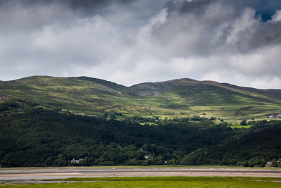 Nordufer des Mawddach-Delta If you like these images, please check out my Bookstore