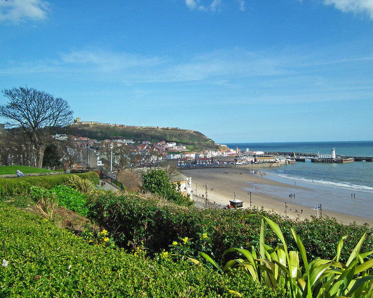 Scarborough and Robins Hood Bay Yorkshire