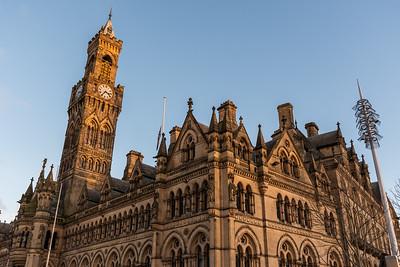City of Bradford Metropolitan District Council - Office Sunset