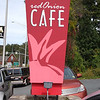 Where we had lunch in Boone, NC- yummy!