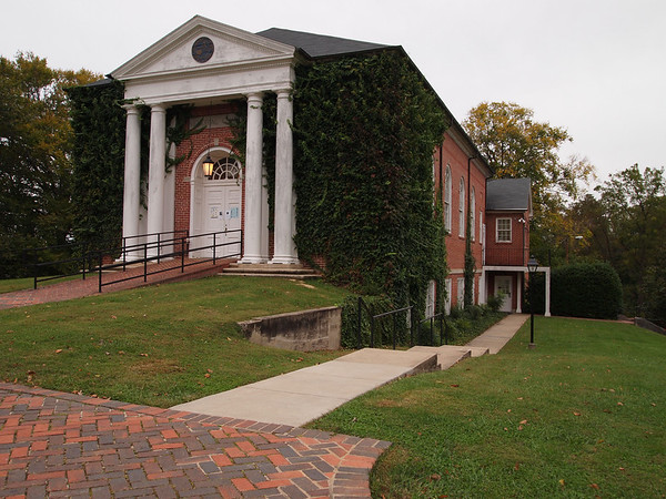 King College in Bristol, TN.