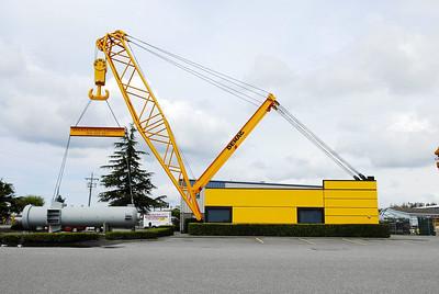 Cranes are Us LOL!!
