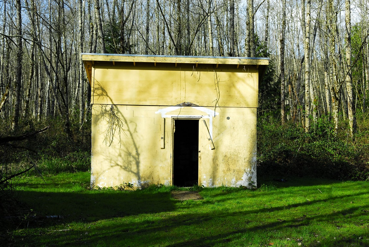 NorthState Farm H20 Pump House