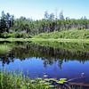 Sundance Lake outside Chetwynd, BC