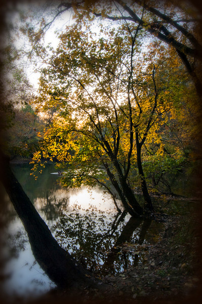 Flint River, Hays Nature Preserve, Huntsville, Alabama