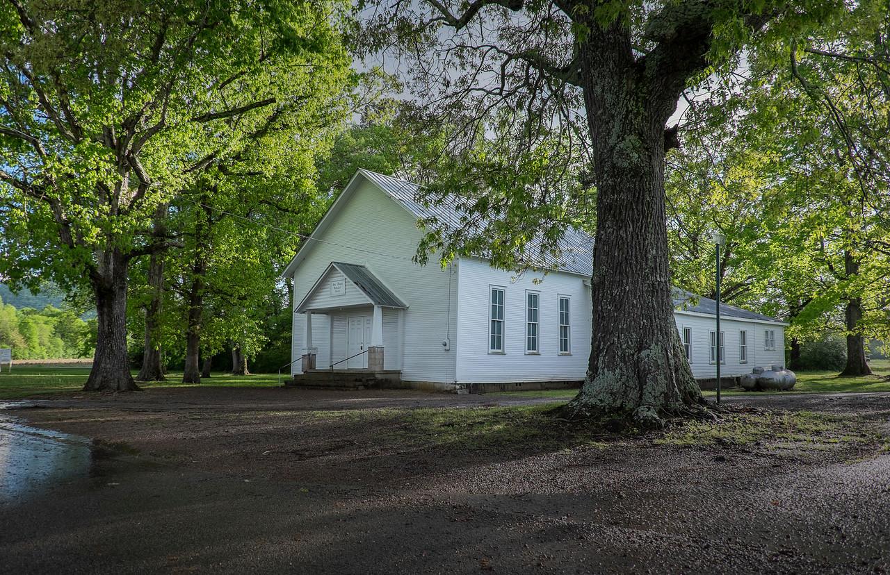 Oak Bowery Methodist Church