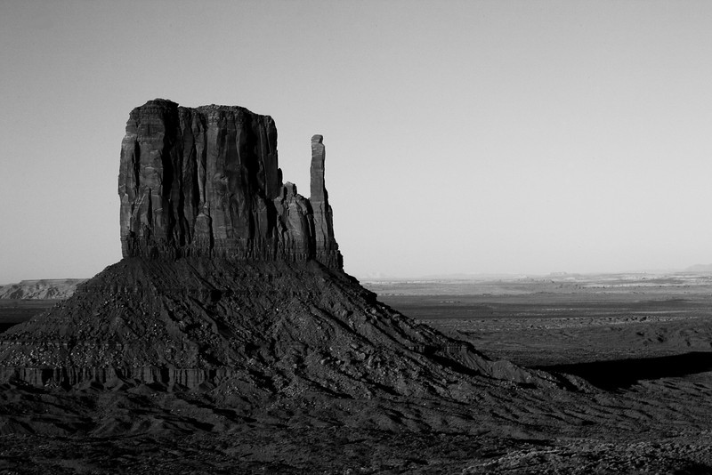 Left Mitten, Monument Valley