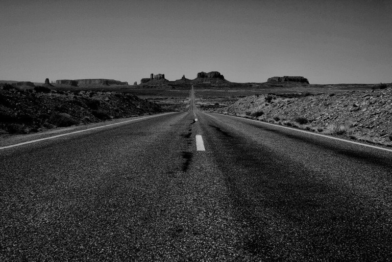 Mile Marker 13, Monument Valley