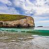 Davenport-Northern-California-Coastline-Beaches-Rolling-Wave-blue-skies_D812003