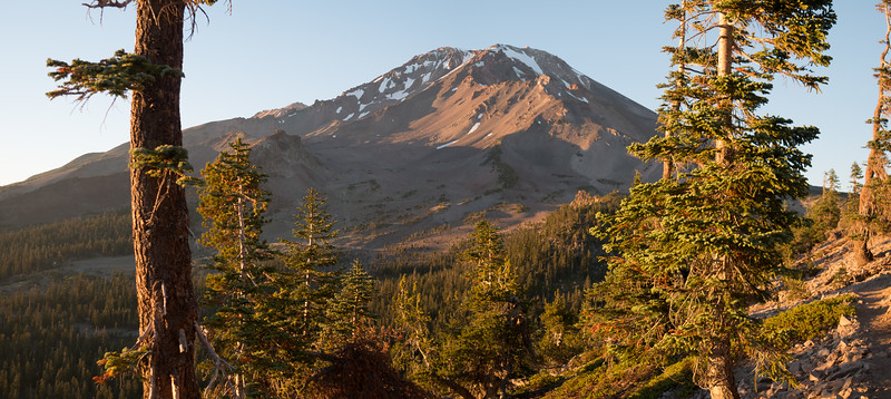 Mount Shasta area landscapes