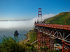 Golden Gate Overlook, San Francisco, California 2008