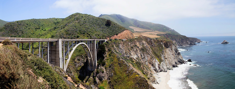 Bixby Bridge - Big Sur, CA