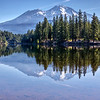 Lake Siskiyou and Mt. Shasta, Mt. Shasta, CA
