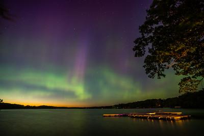 Northern Lights June 2015