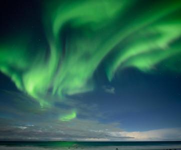 Northern Lights - Norway Mar2015