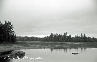 Big Indian Pond, Maine