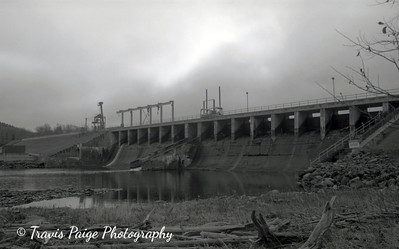Brassua Dam