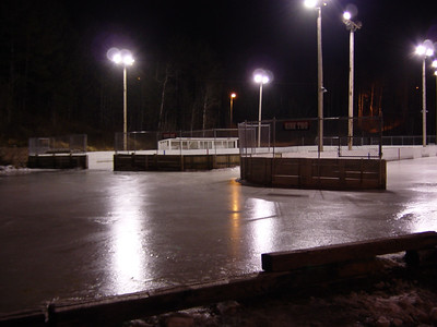 Duluth hockey rink