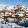 A Goat, an Island, a Fjord