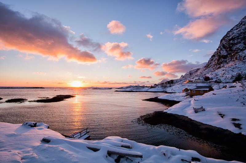 Sørvågen Sunset